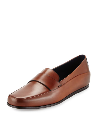 Leather Driver, Brown