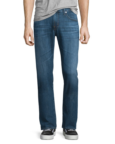Protege Retreat Straight-Leg Denim Jeans