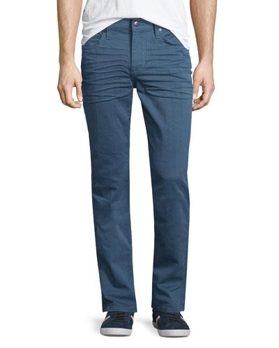 Brixton Stone Resin Denim Jeans, Blue