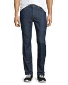 Joe's Jeans Men's Rude Boy Clean Denim Jeans,
