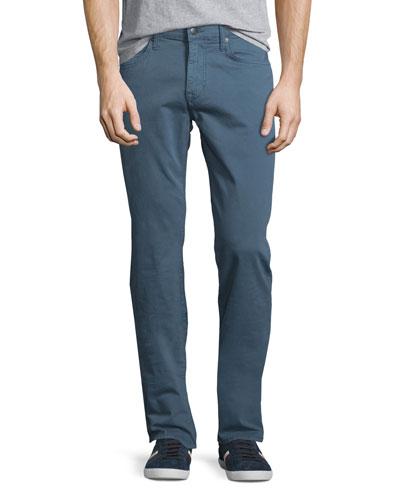 Brixton Stone Twill Jeans, Blue