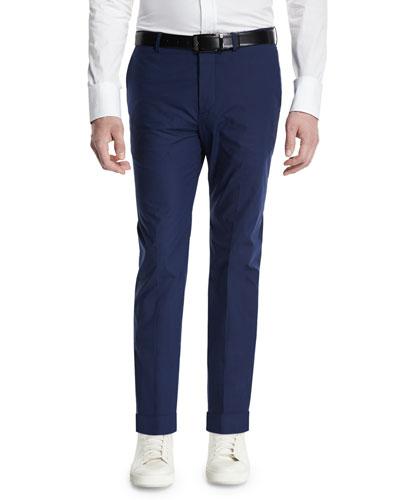 Jake Slim-Fit Twill Trousers, Illumination
