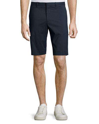 Beck Tonal-Textured Shorts, Theorist Multi
