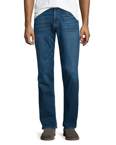 Byron Nonstop Slim-Straight Denim Jeans, Blue