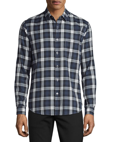 Rammy Check Oxford Shirt, Victory Multi