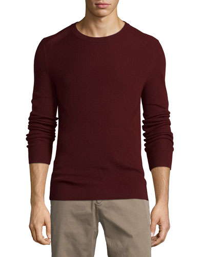 Ronzon Ribbed Merino Wool Sweater, Babur