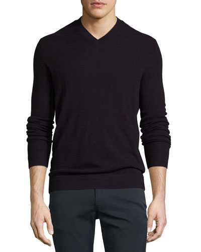 Donners Cashmere Crewneck Sweater, DTM Imperial