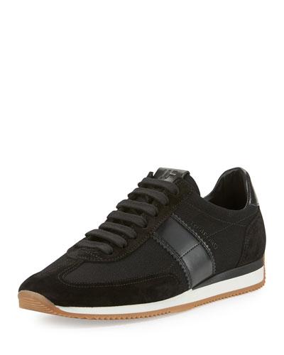 Orford Trainer Sneaker, Black