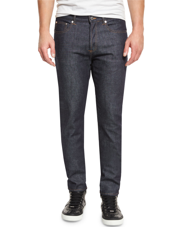 New Rico Slim-Fit Denim Jeans, Blue