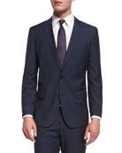 Huge Genius Slim-Fit Basic Suit, Navy