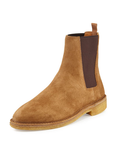 Nevada Suede Chelsea Boot