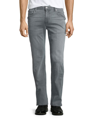 Men's The Straight Dispatch Denim Jeans, Gray