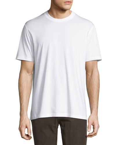 Lightweight Crewneck T-Shirt, White