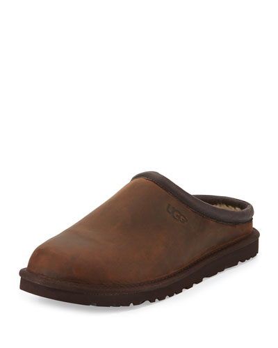 Men's Classic Clog Slipper, Stout