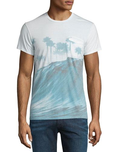 Swell Welt Pocket T-Shirt, Multi