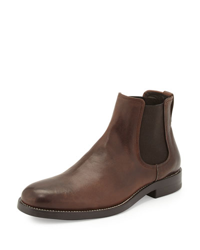 Winslow Leather Chelsea Boot, Brown