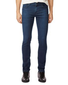 Men's Tyler Slim-Straight Jeans, Medium Blue