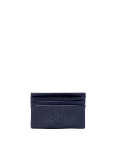 Slim Credit Card Case No. 204, Blue