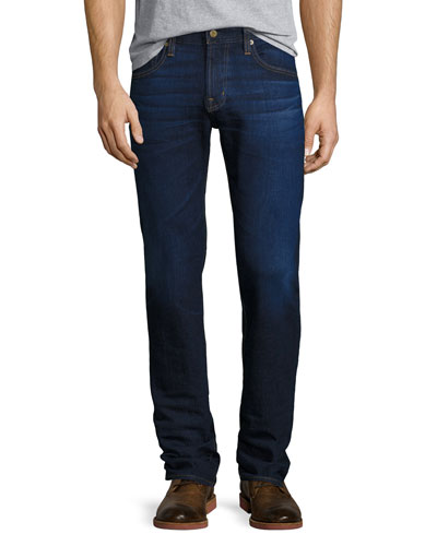 Matchbox 5-Year Outcome Denim Jeans, Dark Indigo