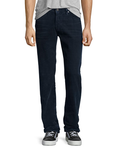 Graduate Corduroy Pants, Dark Blue