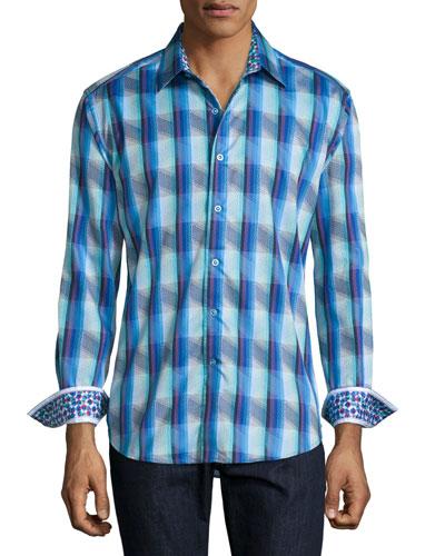 The Jagger Long-Sleeve Sport Shirt