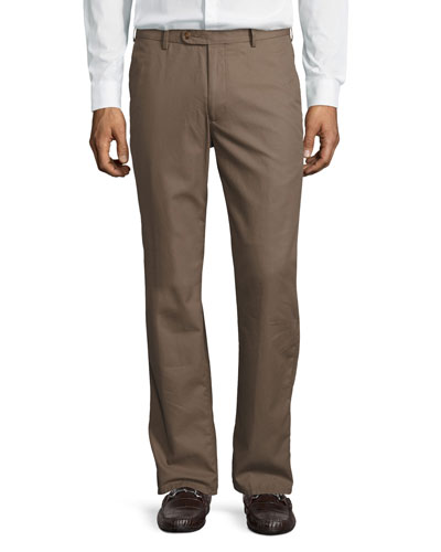 Lightweight Twill Pants, Bison