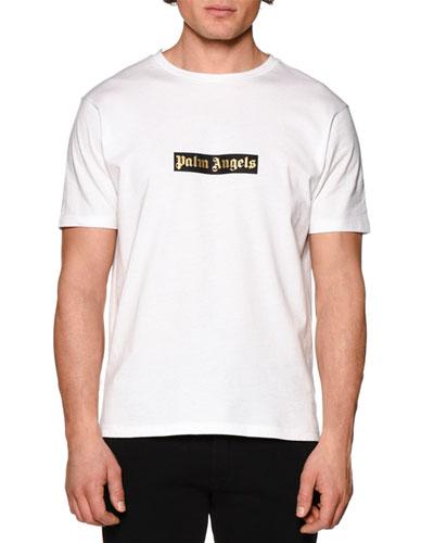 Short-Sleeve Logo T-Shirt, White