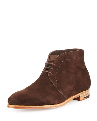 Ferris Suede Chukka Boot, Brown