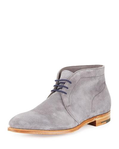 Ferris Suede Chukka Boot, Gray