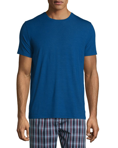 Short-Sleeve Jersey T-Shirt, Blue