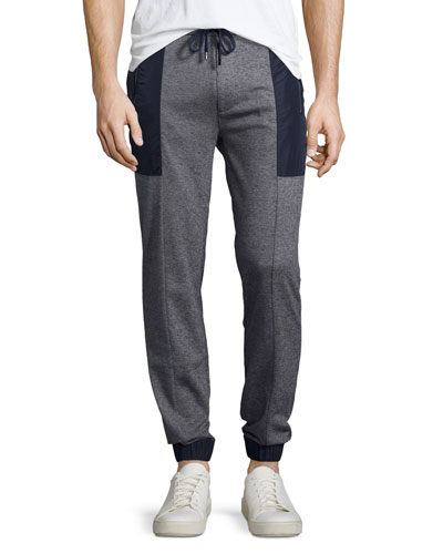 Jaspe Colorblock Jogger Pants