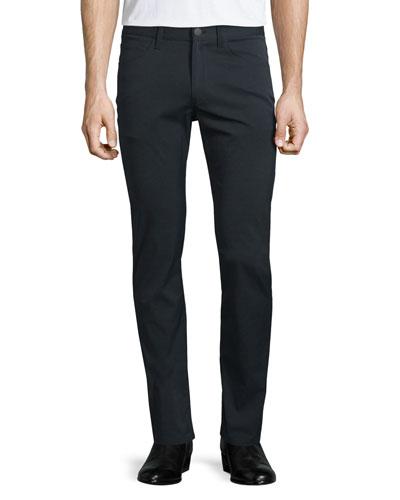 Raffi Neoteric Nylon-Blend Pants, Black