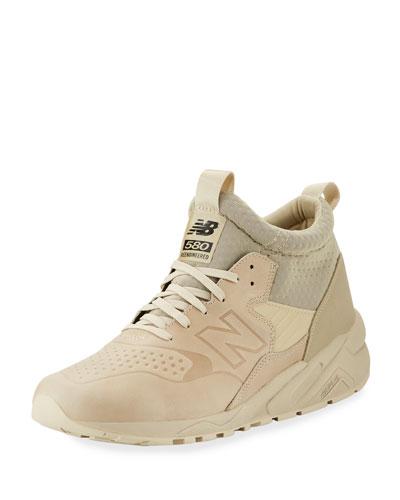Men's 580 Re-Engineered Outdoor Sneaker, Beige