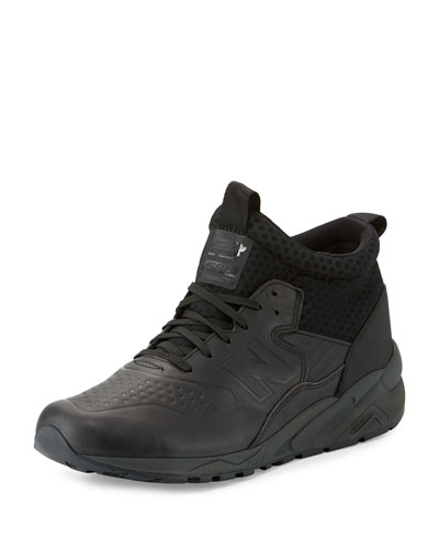 Men's 580 Re-Engineered Outdoor Sneaker, Black