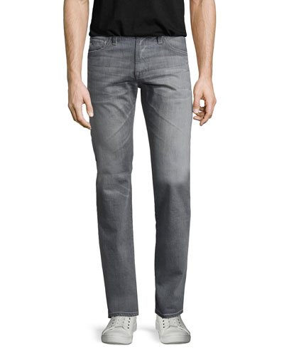 The Matchbox Slim-Fit Straight-Leg Jeans, 13 Years Sahara