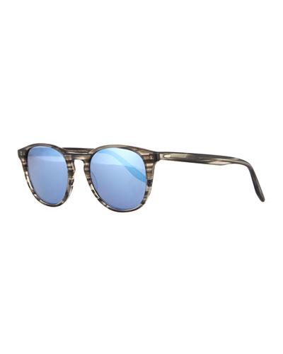 11a6c7ec6be Blue Classic Sunglasses