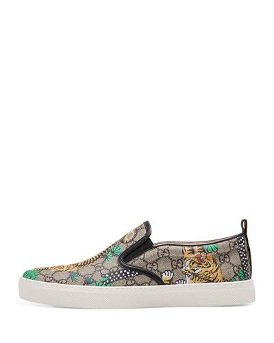 Dublin Bengal GG Supreme Slip-On Sneaker