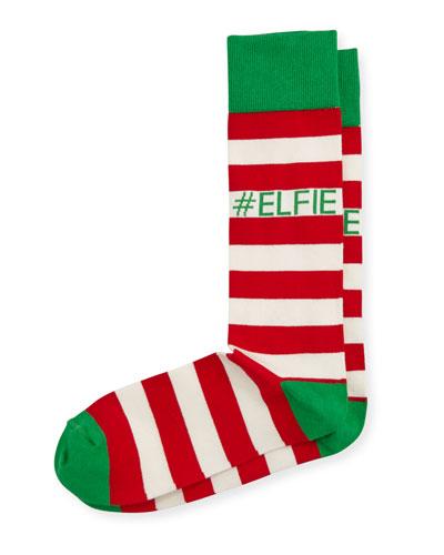 Elfie Crew Socks