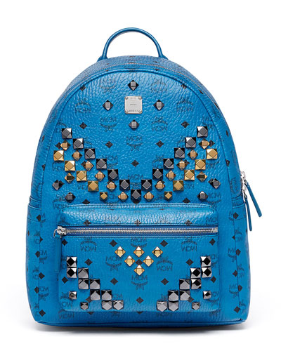 Stark Men's Stud Medium Backpack, Munich Blue
