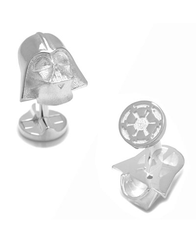 Star Wars Darth Vader Sterling Silver Cuff Links