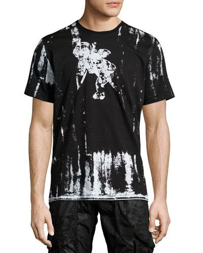 Cherub Logo T-Shirt, Black
