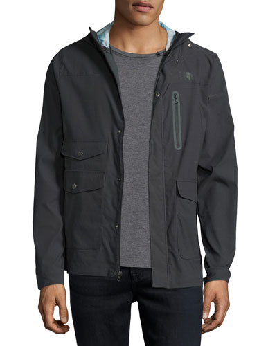 Men's Ultimate Travel Jacket, Gray
