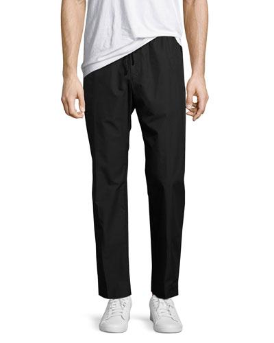 Lightweight Jogger Pants, Black