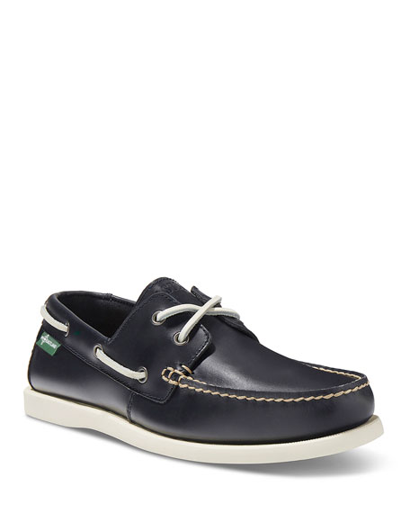 Eastland Kittery 1955 Leather Boat Shoe, Navy