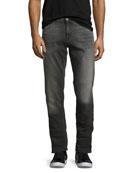 Men's Tyler Taper Slim-Straight Jeans, Alkes