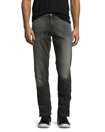 Men's Tyler Taper Slim-Straight Jeans, Alkes
