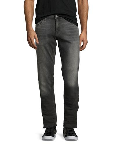 Tyler Taper Slim-Straight Jeans, Alkes