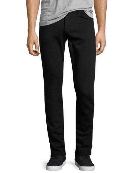 J Brand Men's Tyler Taper-Fit Jeans, Seriously Black