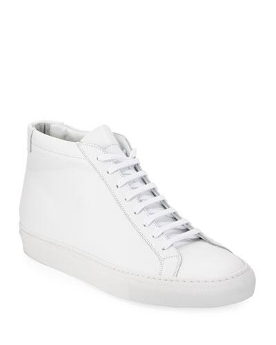 6f0086fb95e4 Quick Look. Common Projects · Men s Original Achilles Men s Leather Mid-Top  Sneakers