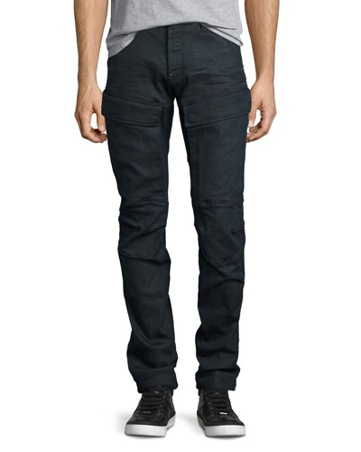 Air Defense 5620 3D Slim Jeans, Dark Aged